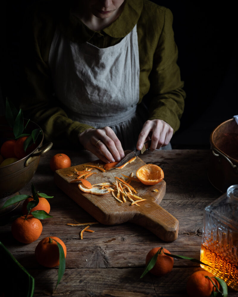 clementine and whisky marmalade