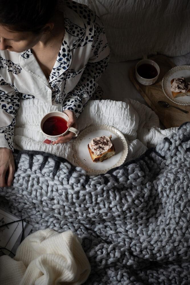 truffle praline buns