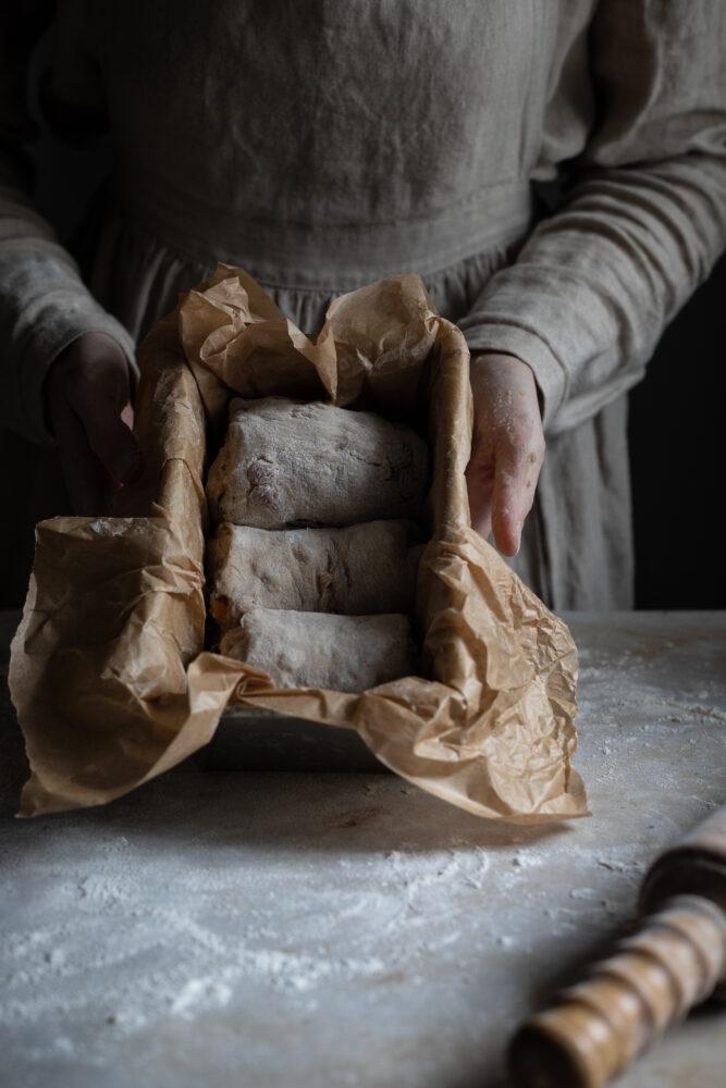 bread proving