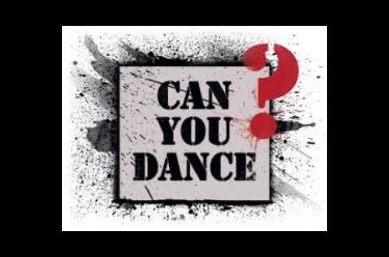 Can You Dance Logo