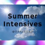 Dance Intensives this Summer