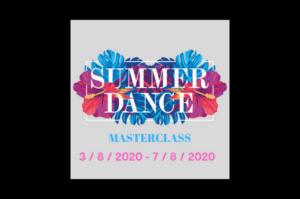 Summer Dance Masterclass Belgium