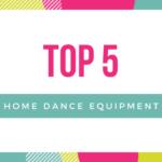TOP 5 – Home Practice Equipment