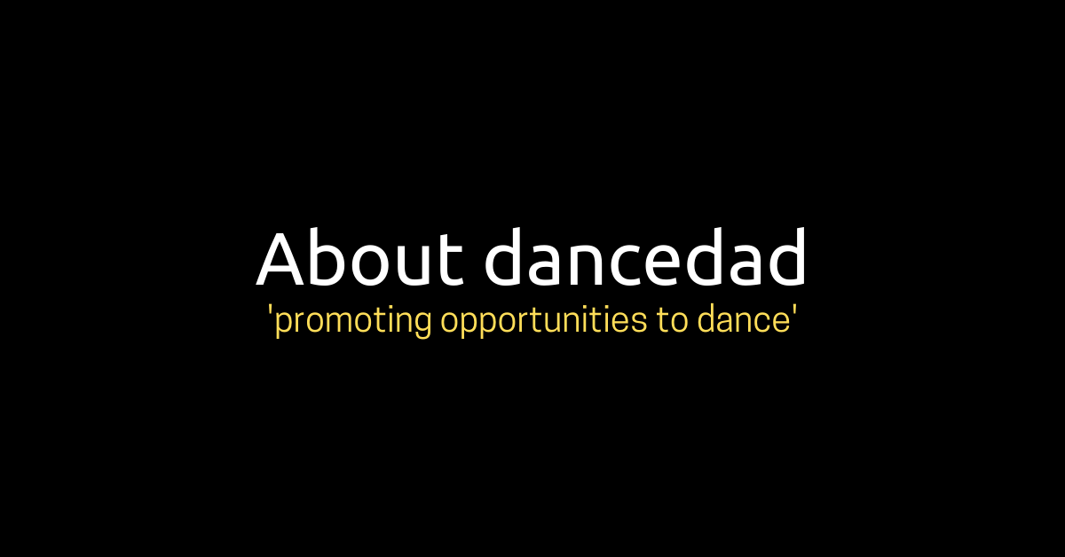 About dancedad cover photo