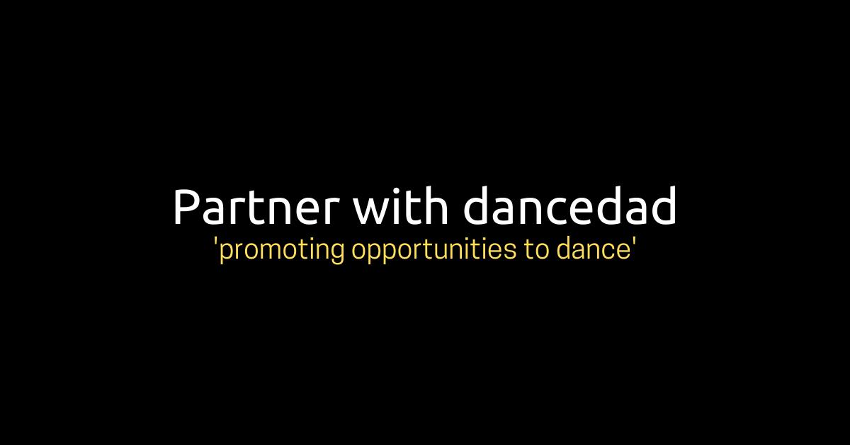 partner with dancedad slide