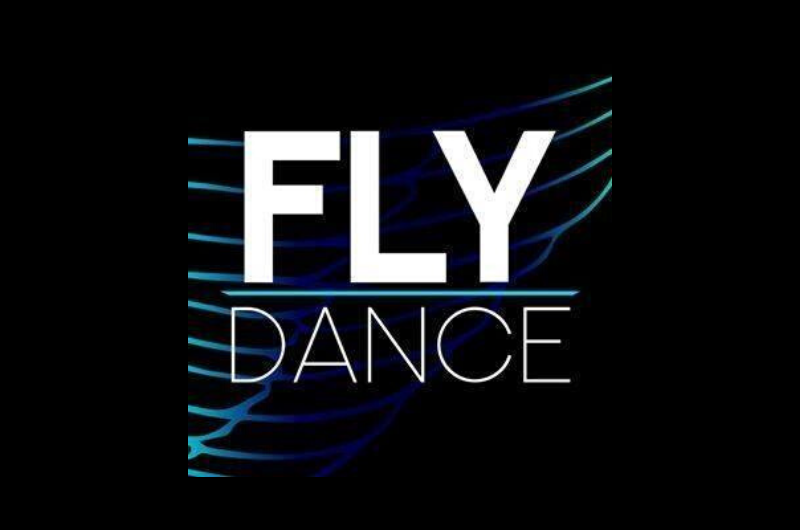 Fly Dance Competition logo