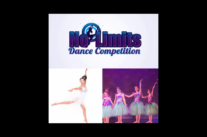 No Limits Dance Comp Logo