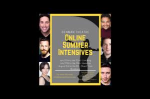 Denman Online Intensives Promo