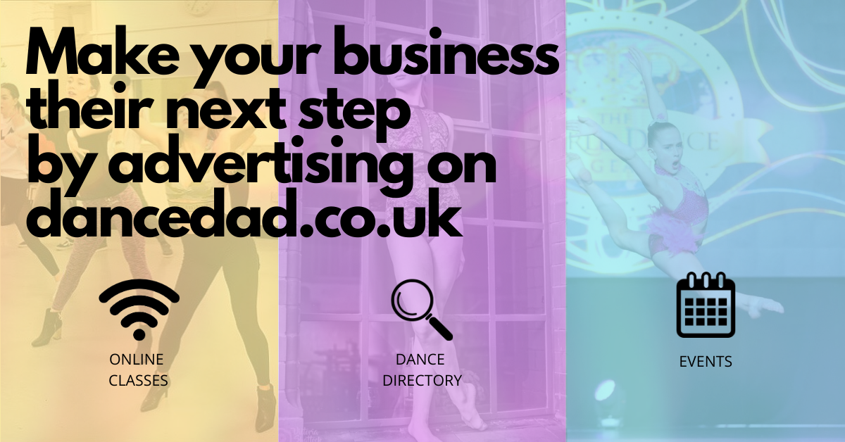 Advertise your dance cover