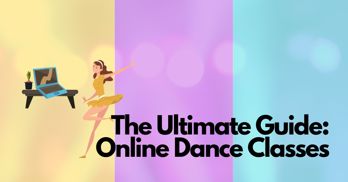 Online Dance Classes Cover