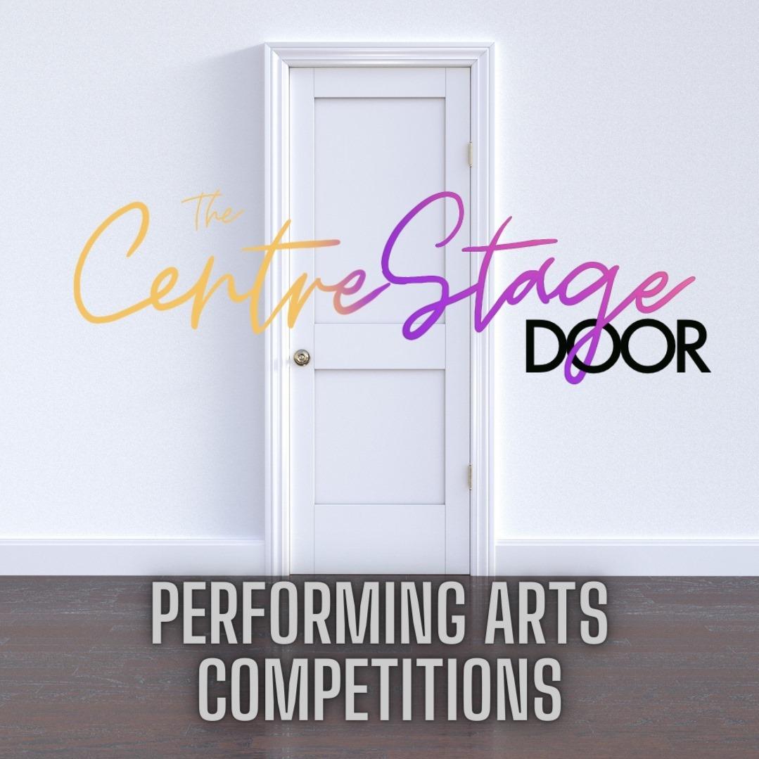 Centre Stage Door Logo