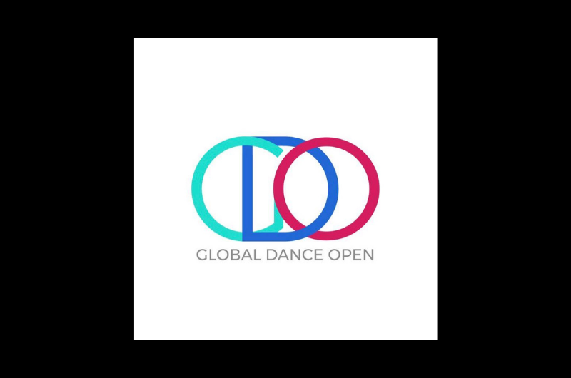 Global Dance Open Logo
