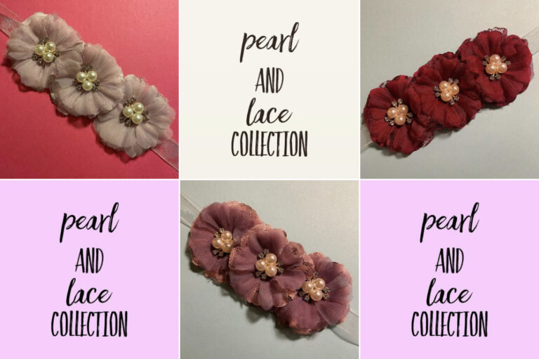 The Pearl & Lace Collection