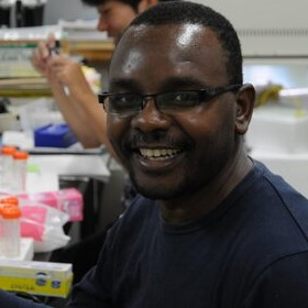 Photo of Dr Kennedy Mochabo