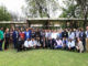 Photo of all attendees of the HORN Sandpit event in Ethiopia