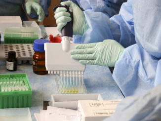 image of laboratory testing