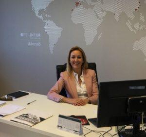 MªJesus Rodriguez, Directora Comercial Operinter Palma de Mallorca – Review for Interpreter's Boutique