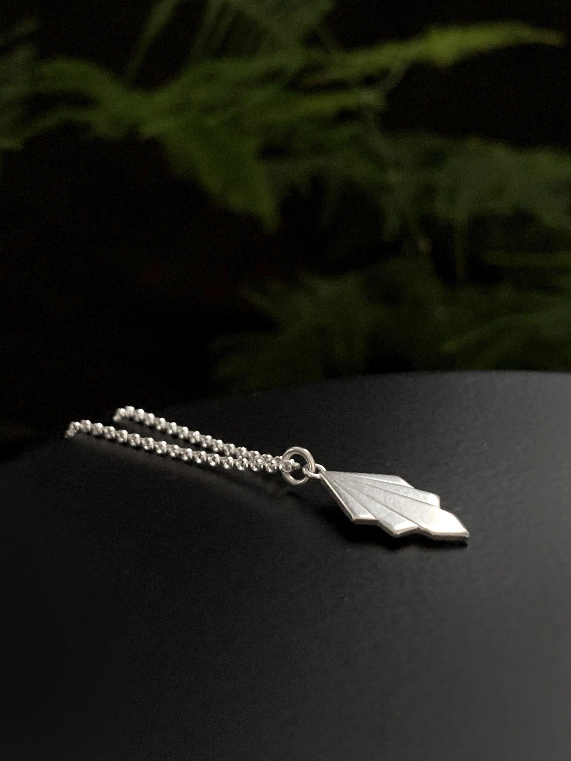 Art Deco small necklace