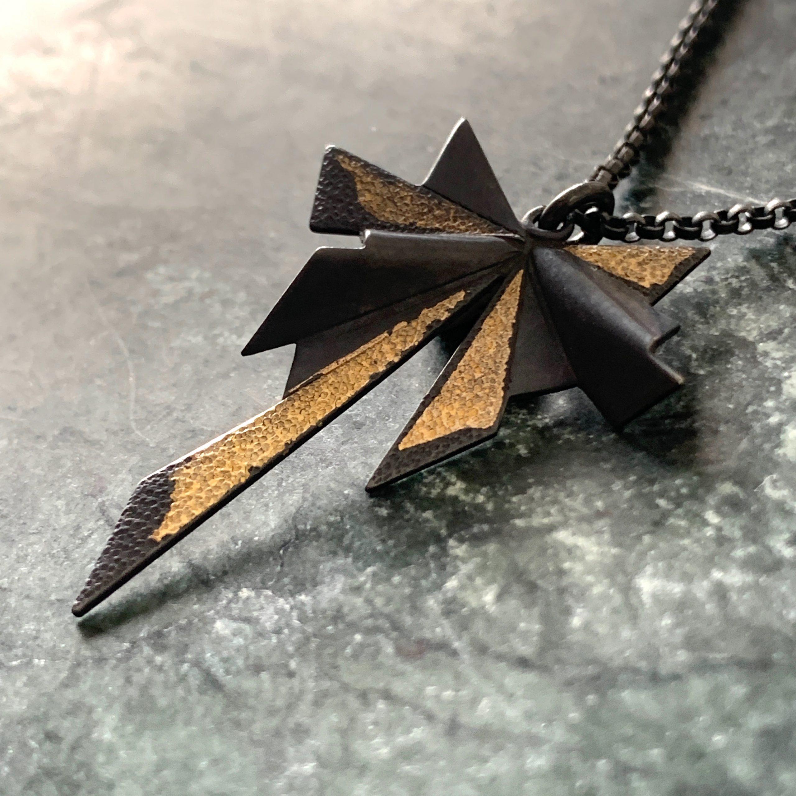 Lycaenidae necklace OAK