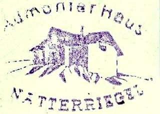 Hüttenstempel, Admonterhaus