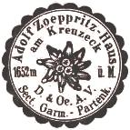 Adolf Zöppritzhütte