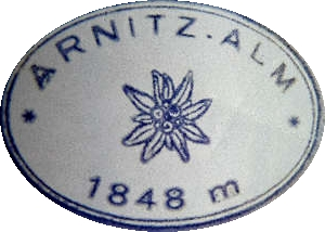 Hüttenstempel, Arnitz-Alm