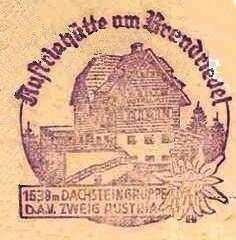 Hüttenstempel, Austriahütte