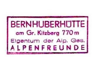 Bernhuberhütte