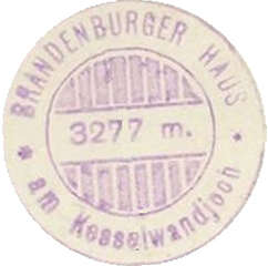 Brandenburgerhaus, Hüttenstempel