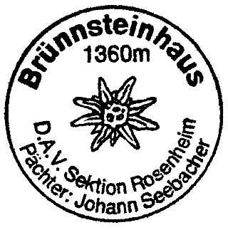 Brünnsteinhaus