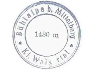 Bühlalpe