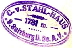 Hüttenstempel, Carl-von-Stahl-Haus