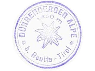 Dürrenberger Alpe