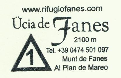 Fanes Hütte