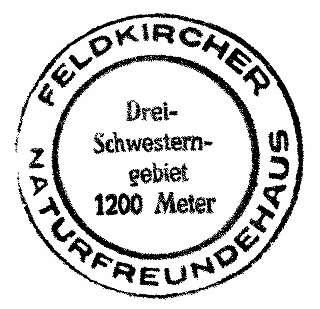 Feldkirchner Hütte