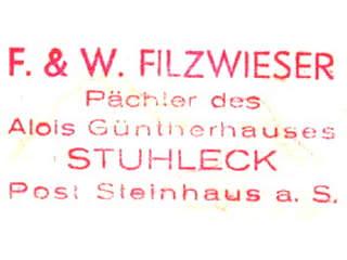 Hüttenstempel Alois-Günther-Haus