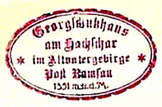 Georg Schutzhaus