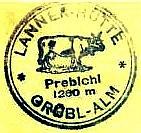 Grüblalm / Lannerhütte - Eisenerzer Alpen
