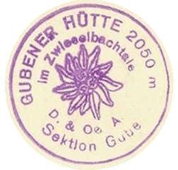 Gubner Hütte