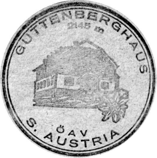 Hüttenstempel, Guttenberghaus