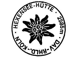 Hexenseehütte - Samnaungruppe