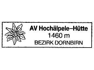 Hochälpele-Hütte - Bregenzer Wald