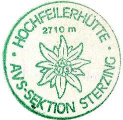 Hochfeilerhütte