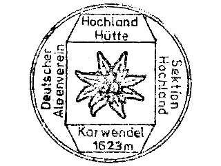 Hochlandhütte - Karwendel