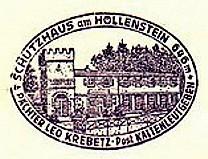 Hüttenstempel, Höllensteinhütte