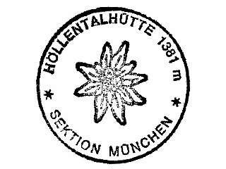 Höllentalhütte - Wettersteingebirge