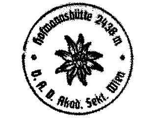 Hofmannshütte - Glocknergruppe