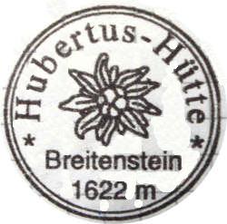 Hubertus-Hütte - Mangfallgebirge
