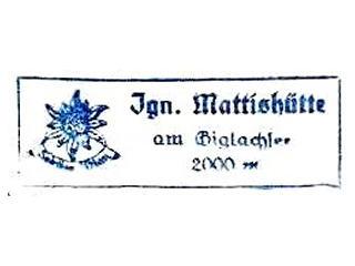 Ignatz-Mattis-Hütte