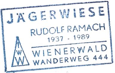 Jägerwiese - Wienerwald